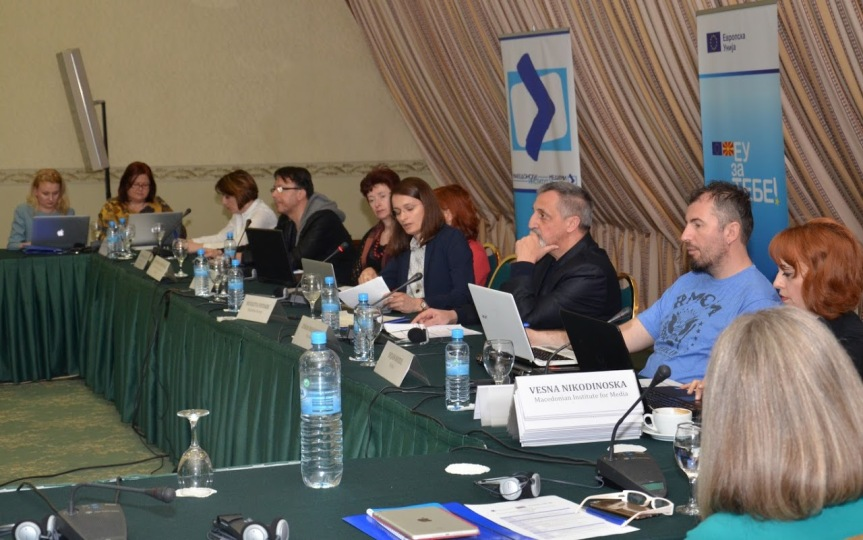 "LAUNCHED A PROJECT ""SOUTH-EAST EUROPEAN PARTNERSHIP FOR MEDIA DEVELOPMENT"""
