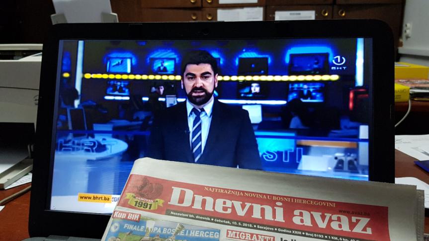 Analiza izvještavanja medija o romskoj problematici – POTPUNO SPOREDNATEMA